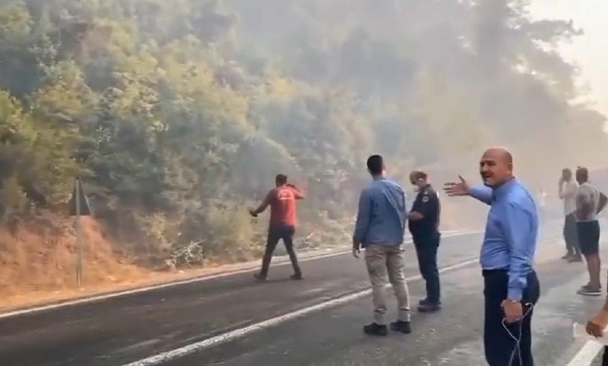 Türkiye nin orman yangınlarıyla mücadelesi #1