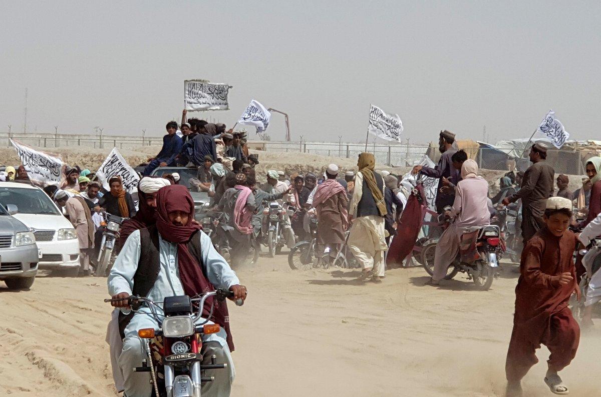 Afganistan da 40 sivil öldürüldü #1