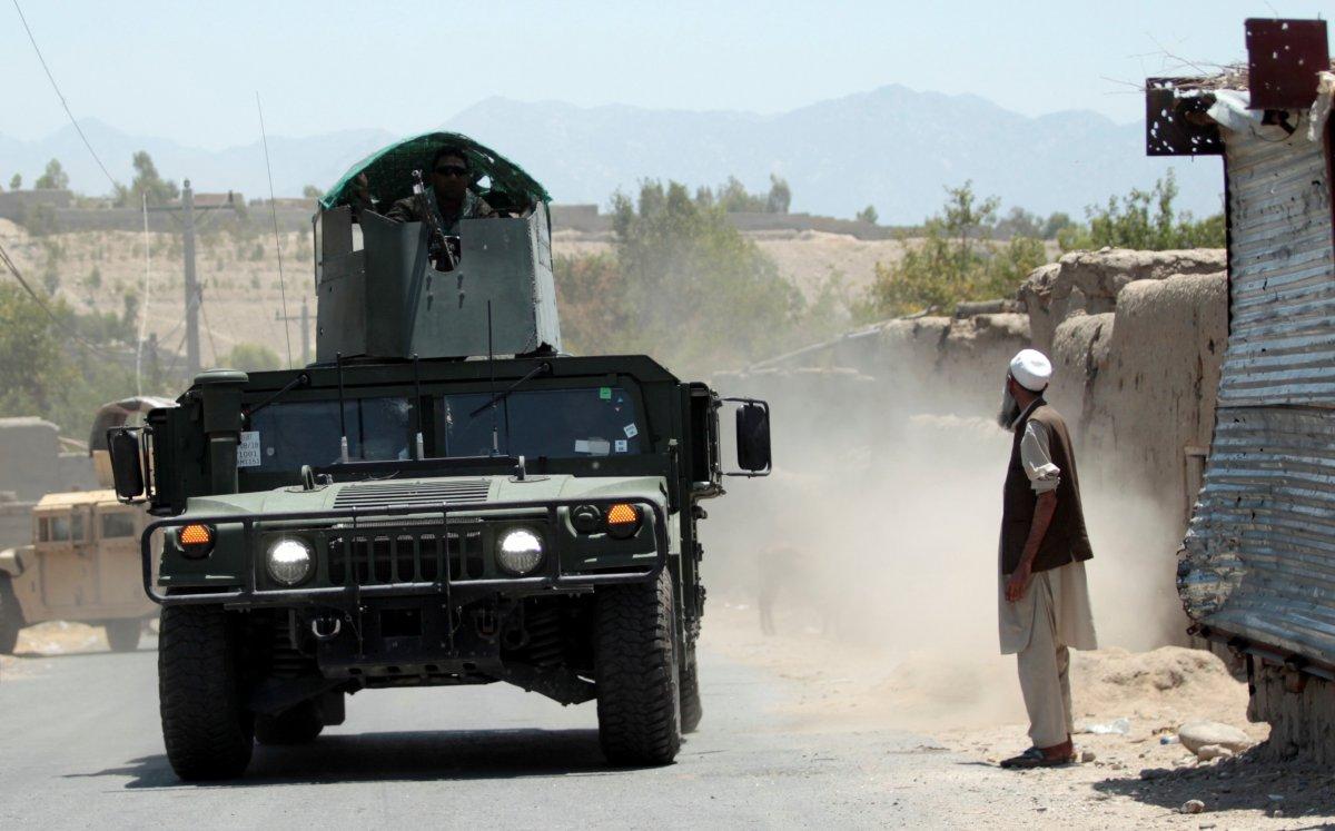 Afganistan da 40 sivil öldürüldü #2