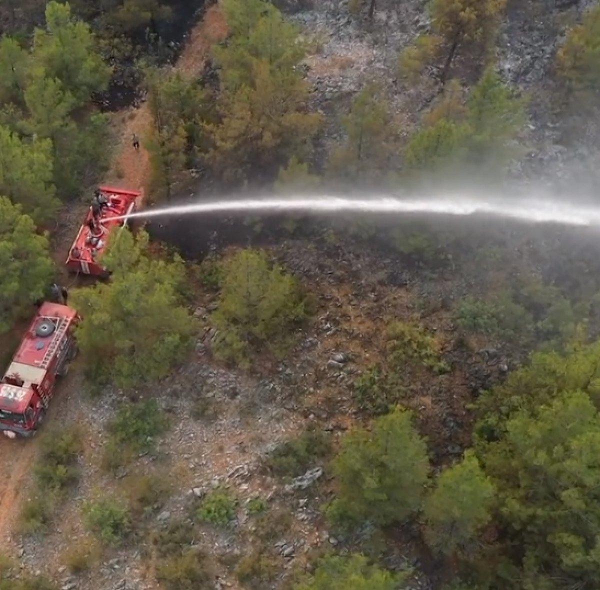 Türkiye nin orman yangınlarıyla mücadelesi #4