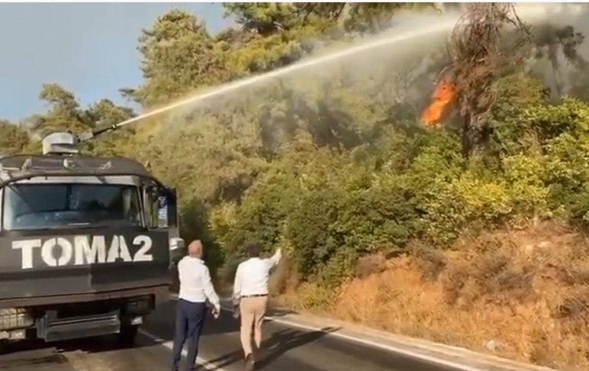 Türkiye nin orman yangınlarıyla mücadelesi #2