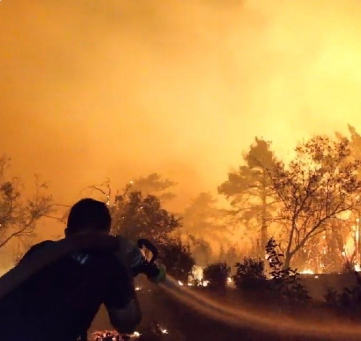 Türkiye nin orman yangınlarıyla mücadelesi #3