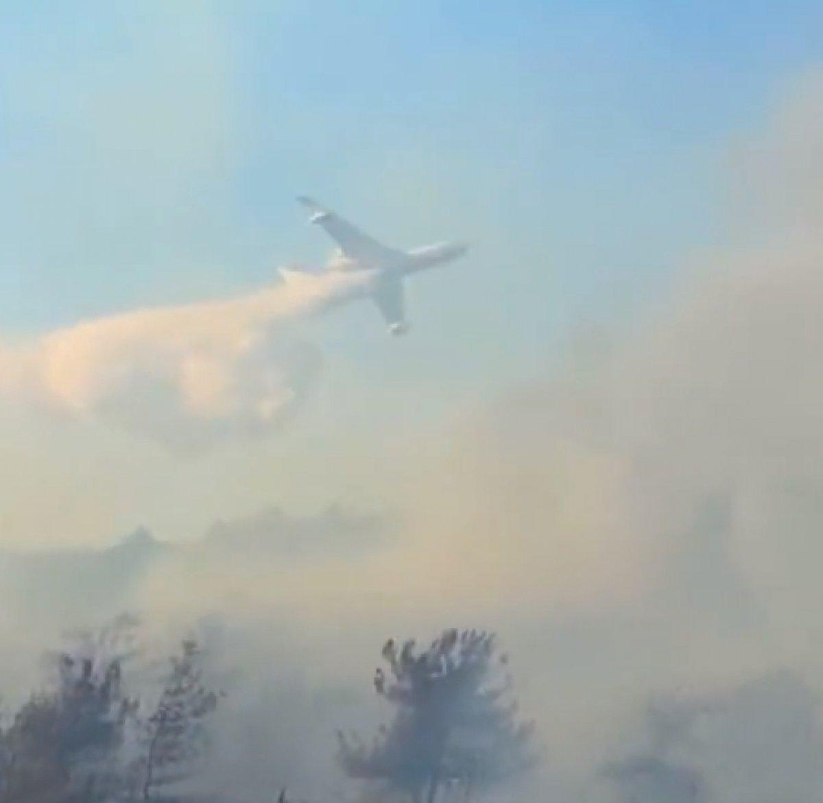Türkiye nin orman yangınlarıyla mücadelesi #5