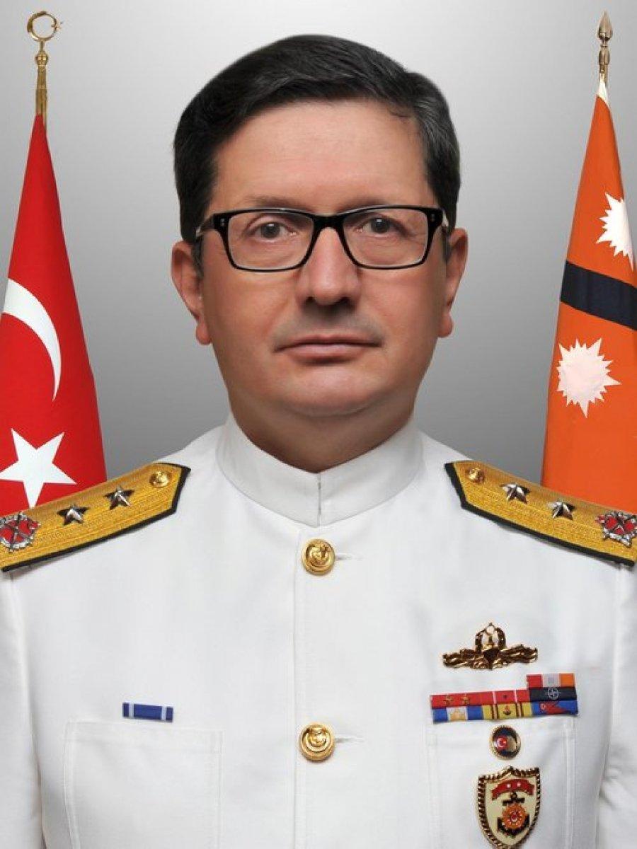 Deniz Kuvvetleri Komutanı Oramiral Adnan Özbal kimdir? Adnan Özbal ın biyografisi #1