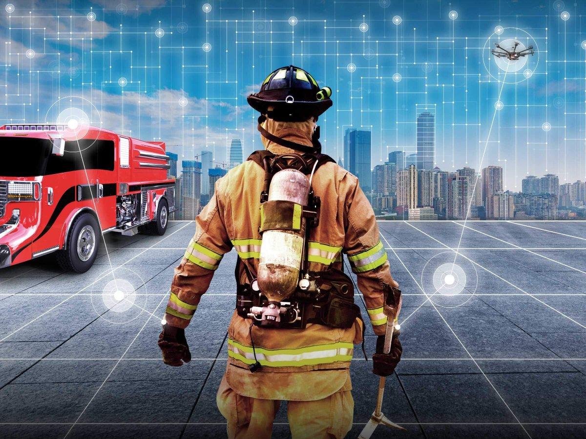 Yangın söndürmeyi ileri bir boyuta taşıyacak 9 teknoloji #9