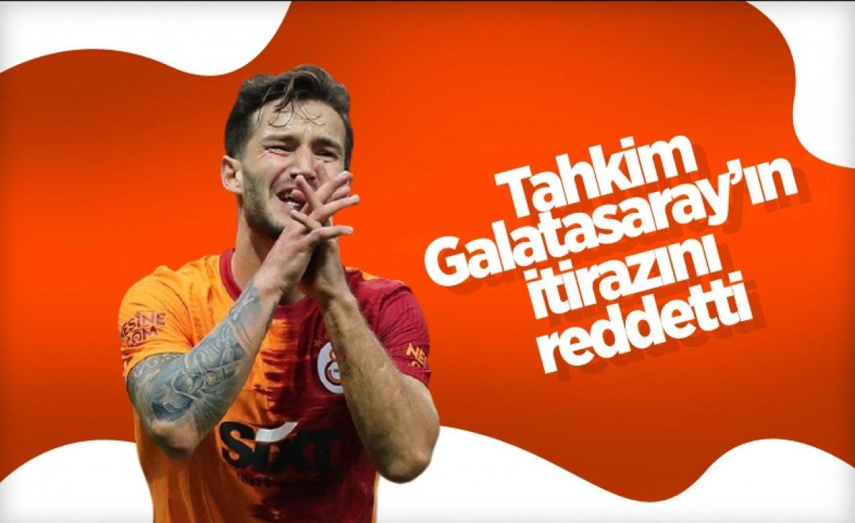 Galatasaray dan Tahkim Kurulu na çağrı: İstifa edin #4
