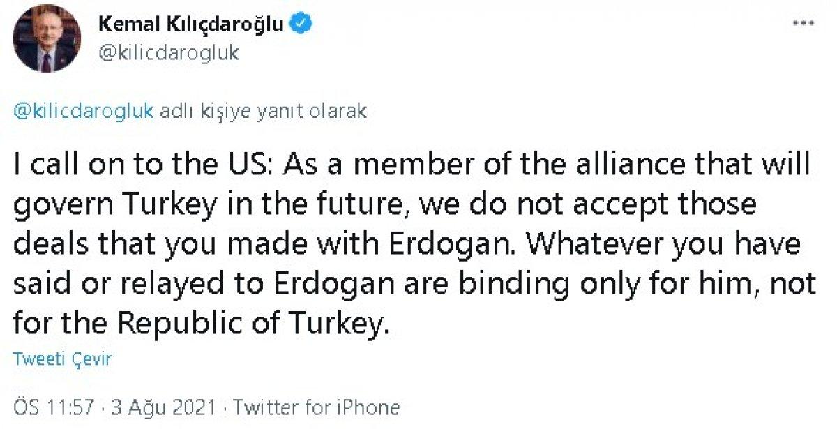 Kılıçdaroğlu ndan Afgan göçmen paylaşımı #7
