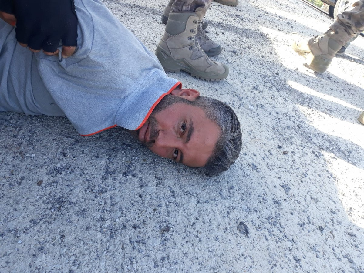 Konya daki katliamın faili yakalandı  #1