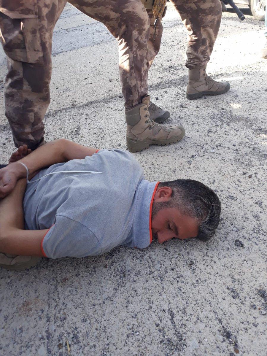 Konya daki katliamın faili yakalandı  #3