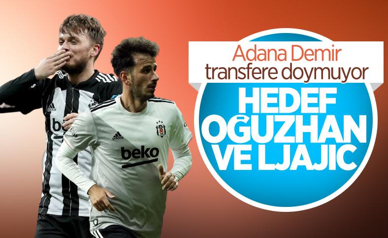 Adana Demirspor, Ljajic ve Oğuzhan Özyakup'u istiyor