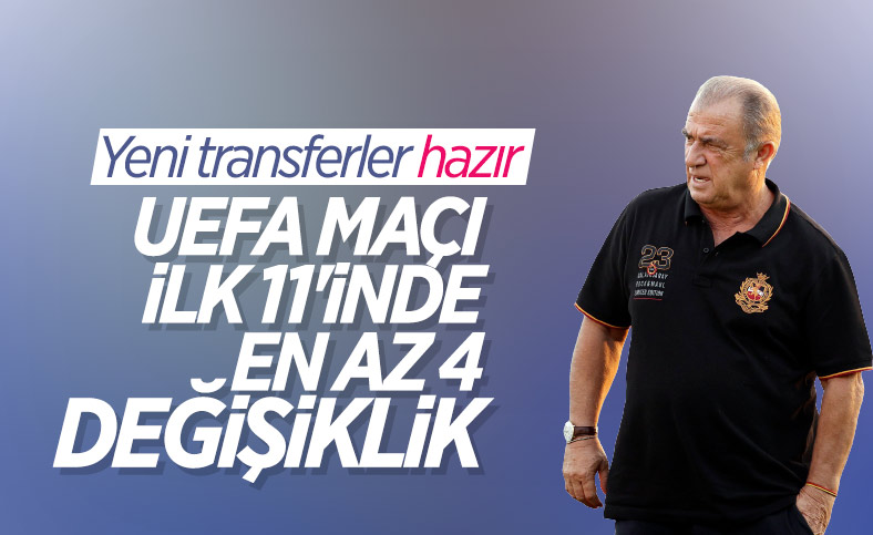 Galatasaray'da yeni transferler St. Johnstone maçına hazır