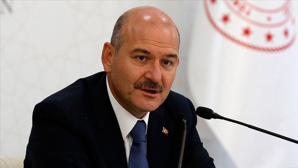 Süleyman Soylu dan Kılıçdaroğlu na  yasa dışı göçmen  cevabı #2