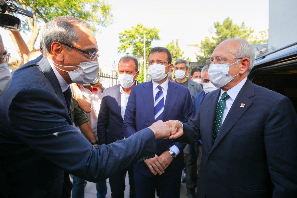 Kemal Kılıçdaroğlu ndan THK ziyareti sonrası açıklama #7