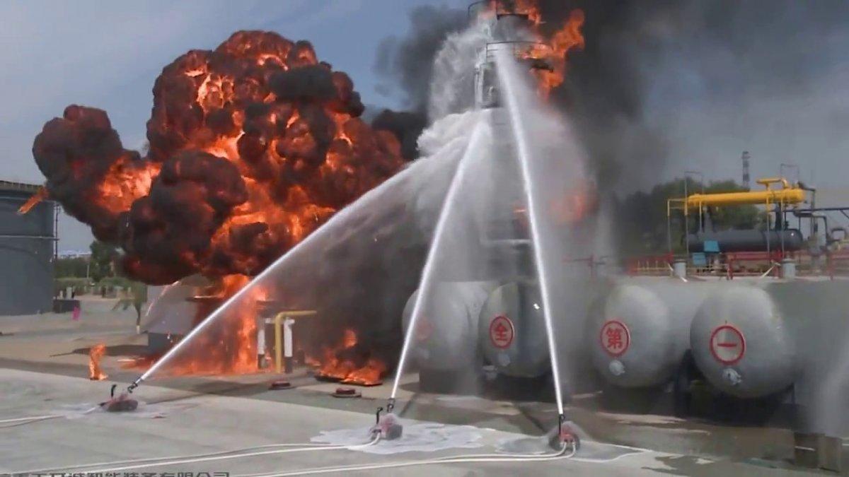 Yangın söndürmeyi ileri bir boyuta taşıyacak 9 teknoloji #4