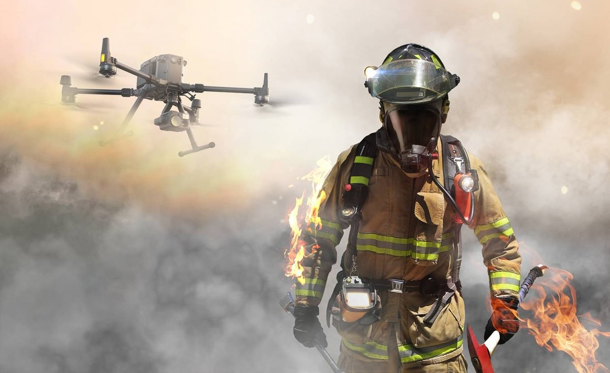 Yangın söndürmeyi ileri bir boyuta taşıyacak 9 teknoloji #5