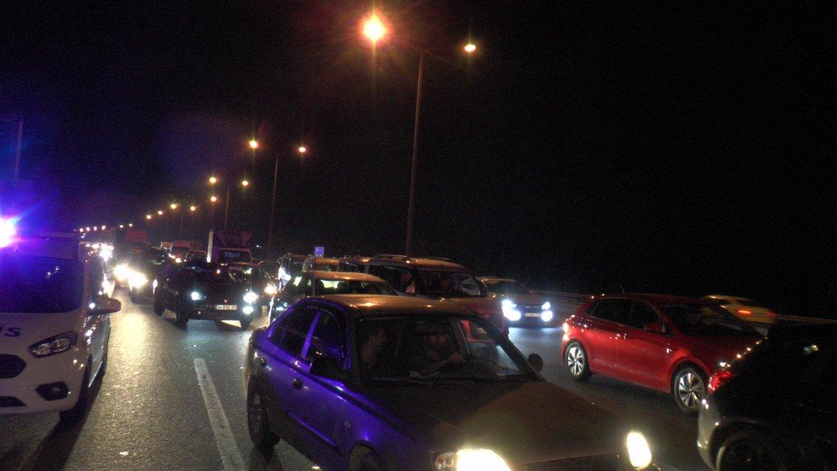 İstanbul da kaza: 3'ü çocuk 7 yaralı #3