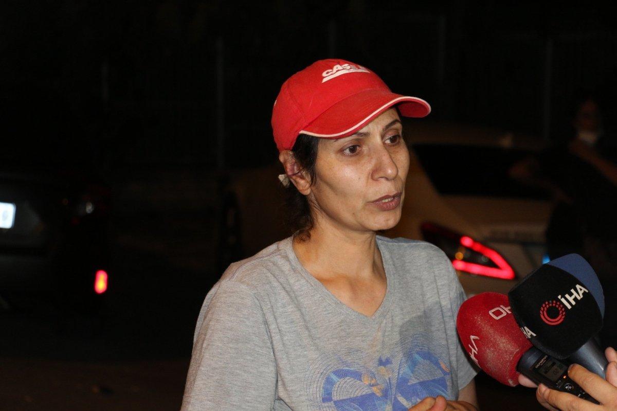 Ankara da kaybolan Dilan Erdoğdu: Zorla tutuluyorum #1