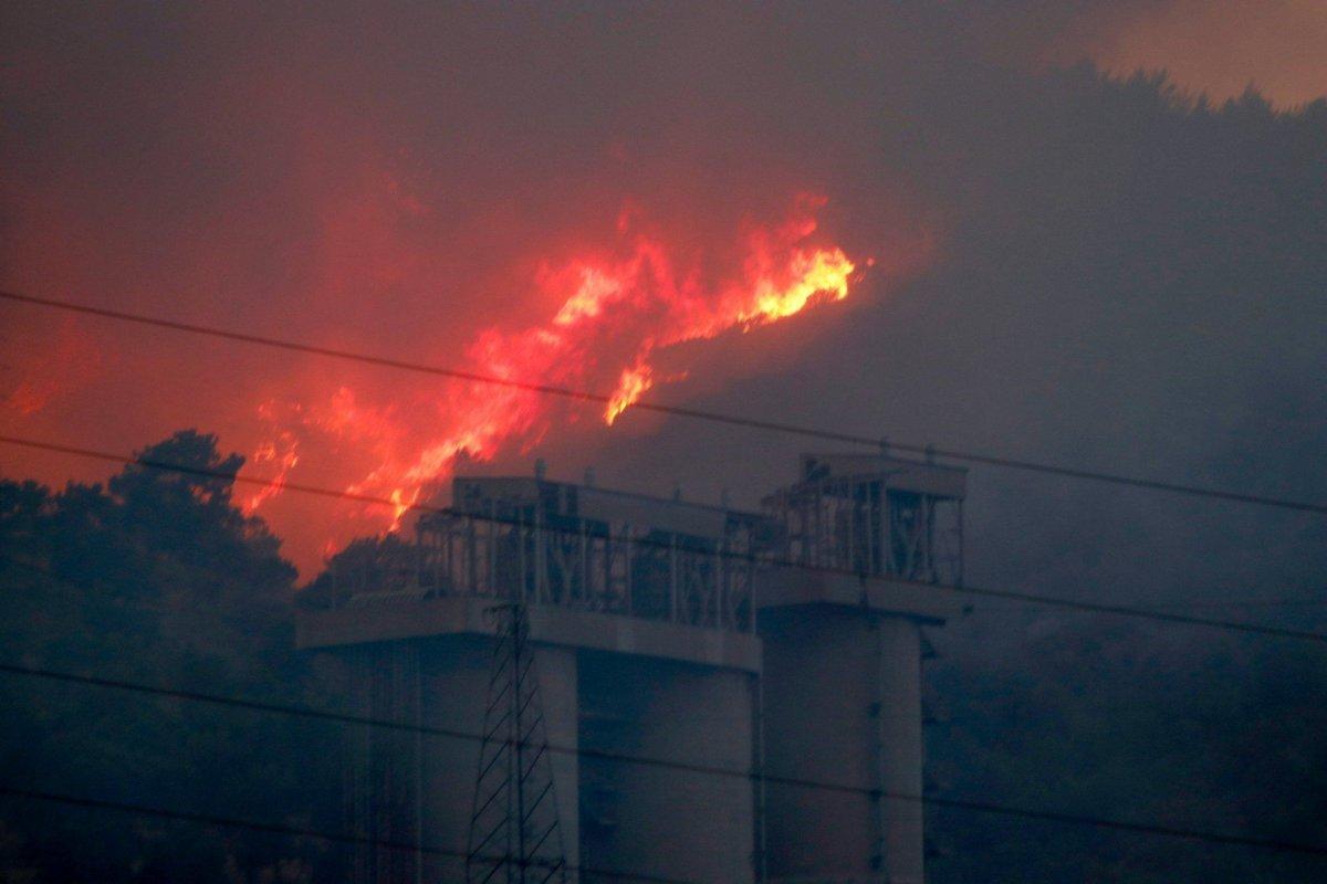 Fahrettin Altun, Milas taki termik santralin durumuyla ilgili basın açıklaması yaptı #2