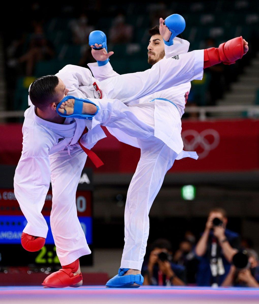 Eray Şamdan gümüş madalya kazandı #1