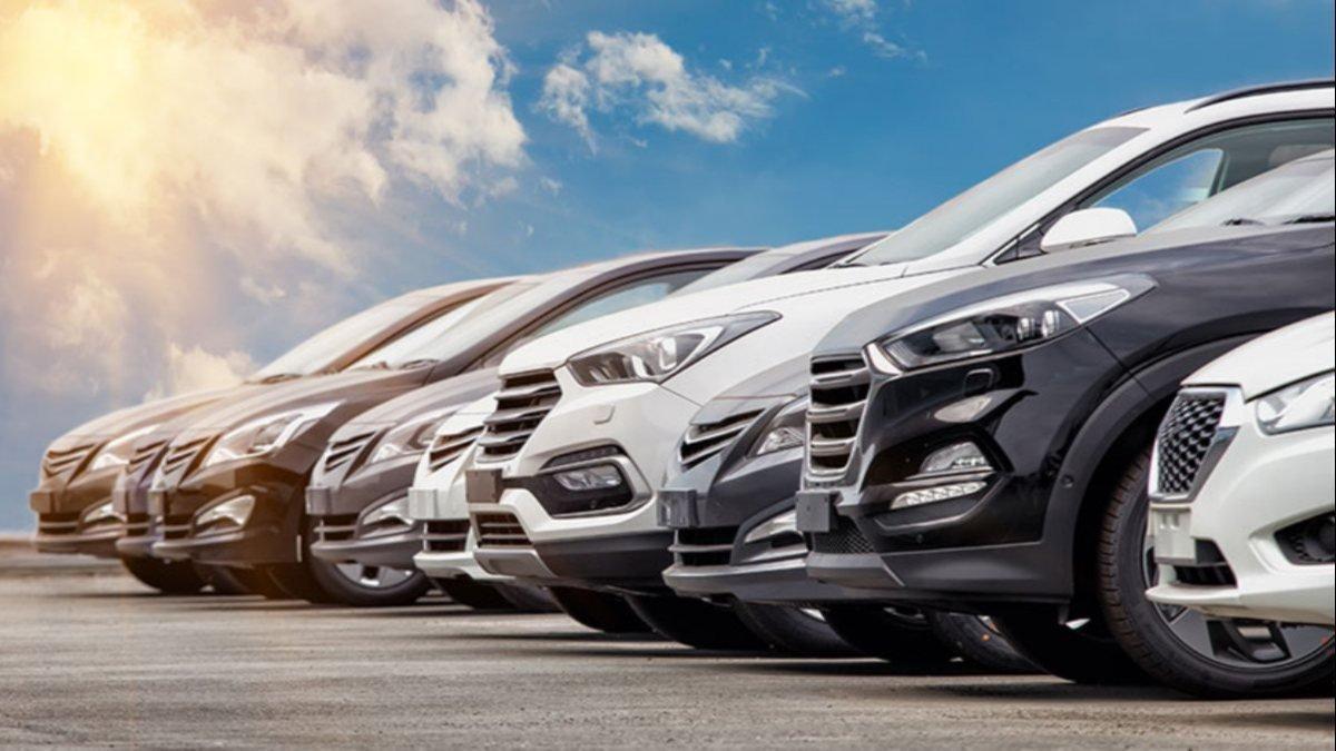 İkinci el araç satışları, yılın ilk yarısında yüzde 25 düştü