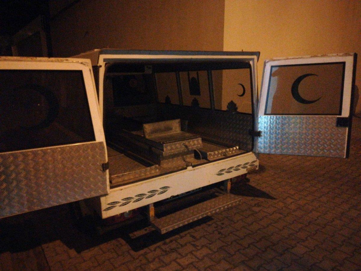 Mardin de tüfekle bir kadın öldürüldü #2