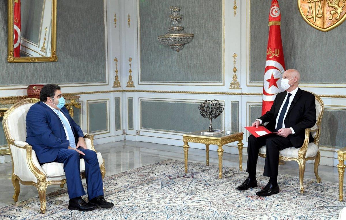 Tunus Cumhurbaşkanı: Dürüst olanlar dışında diyalog yok #1
