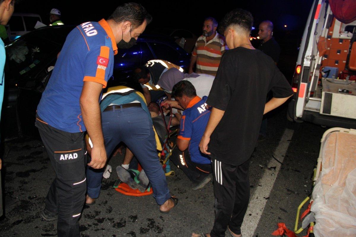 Erzincan da kaza: 1 bebek hayatını kaybetti, 7 kişi yaralandı  #1