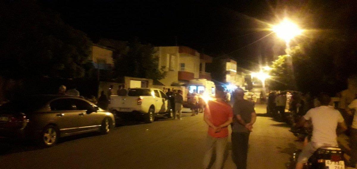 Mardin de tüfekle bir kadın öldürüldü #1
