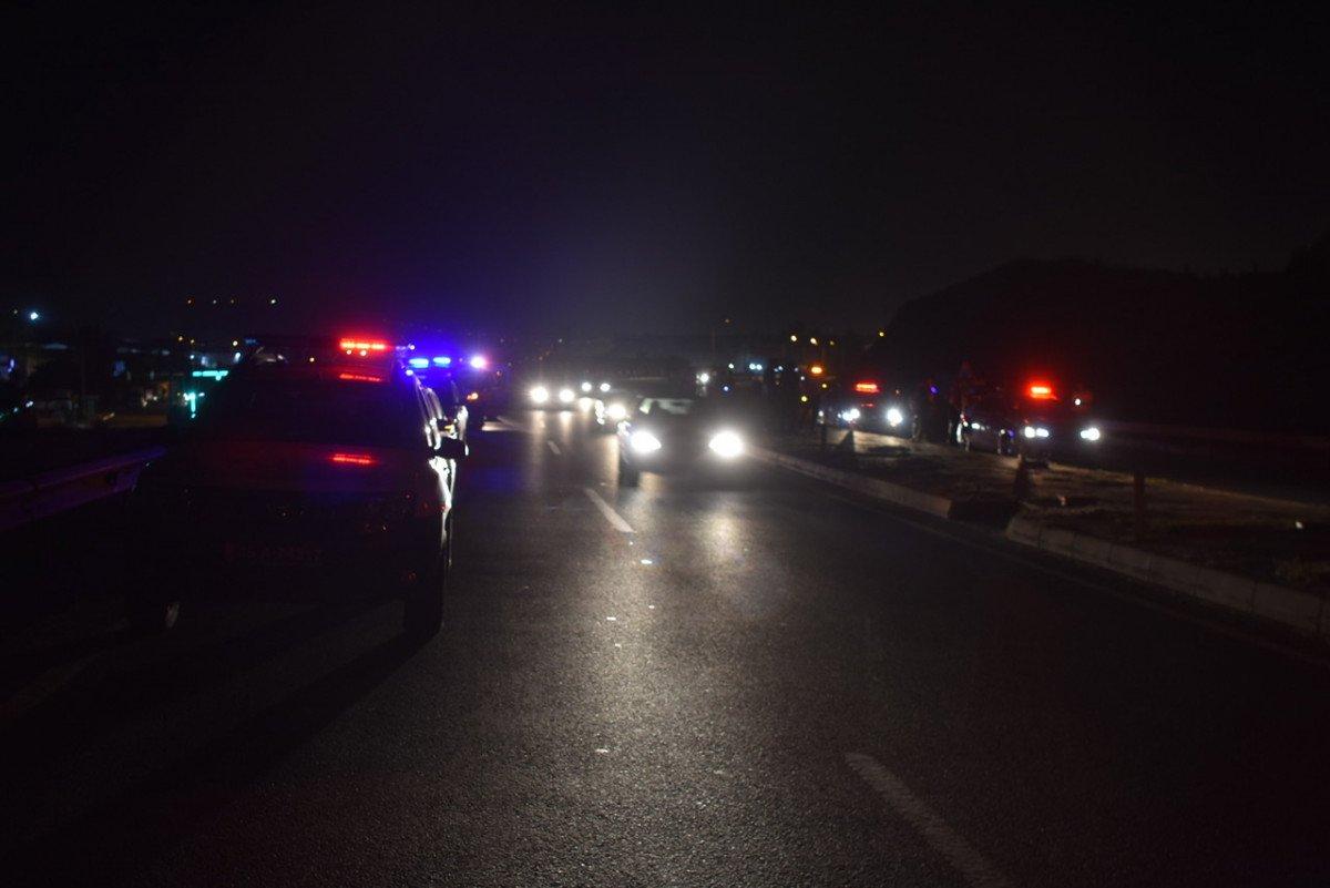 İzmir de tırın çarptığı motosiklet sürücüsü yaşamını yitirdi #2