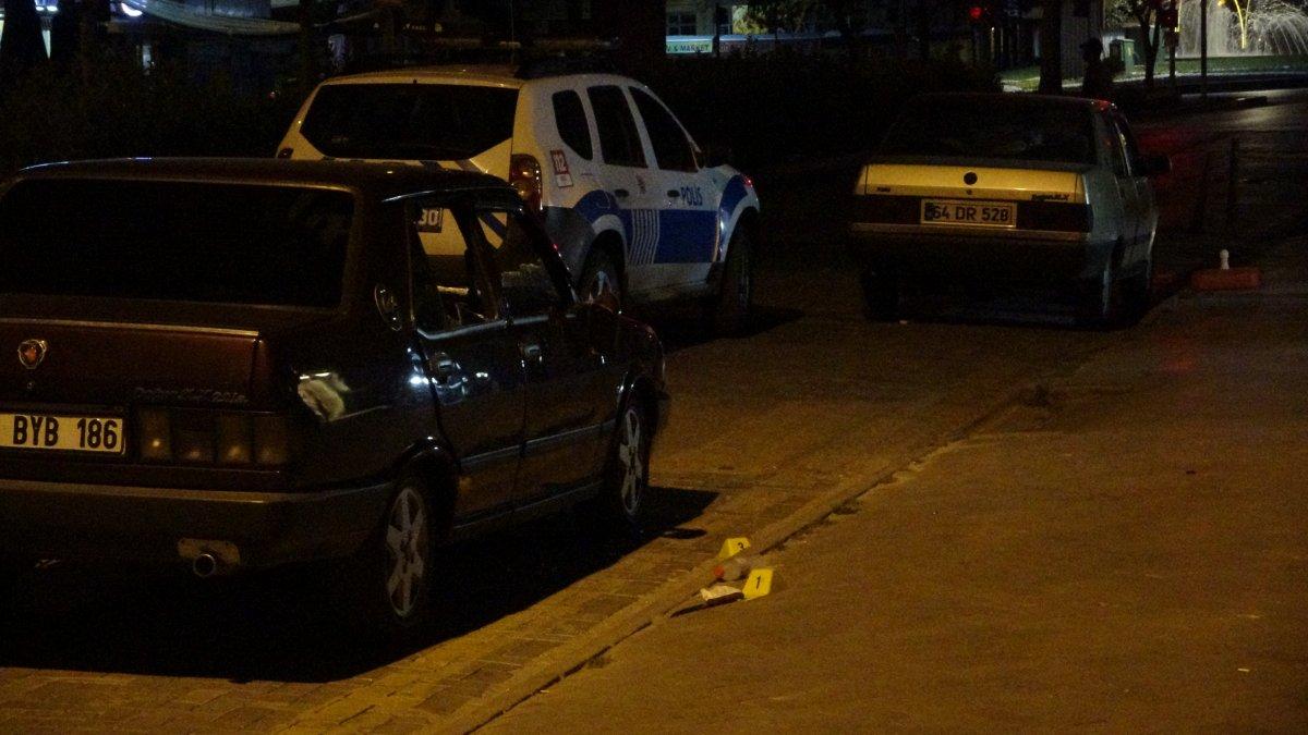 Uşak ta bıçaklı kavgada 3 kişi yaralandı #2