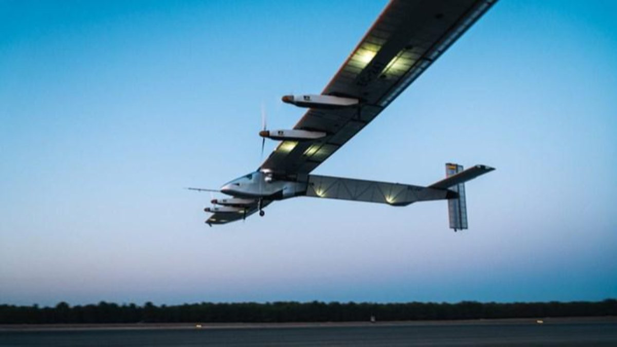 ABD, 90 gün gökyüzünde kalabilen güneş enerjili uçak geliştiriyor