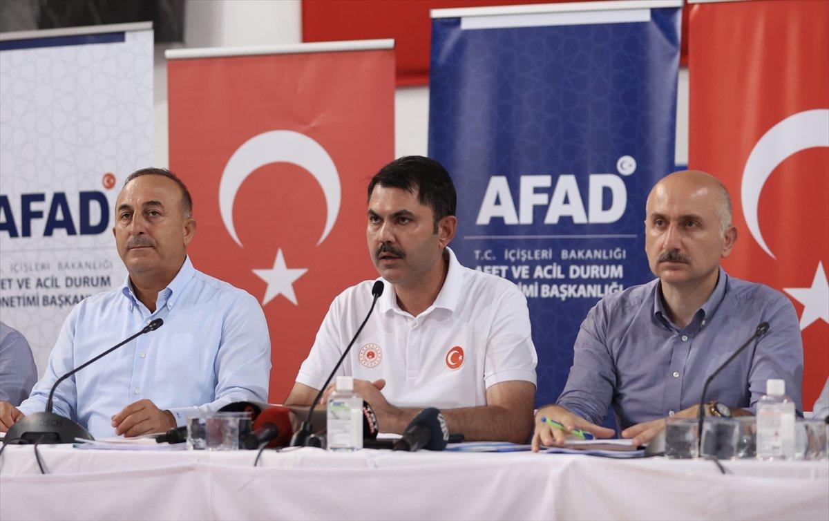 Antalya daki yangına ilişkin son durum  #3
