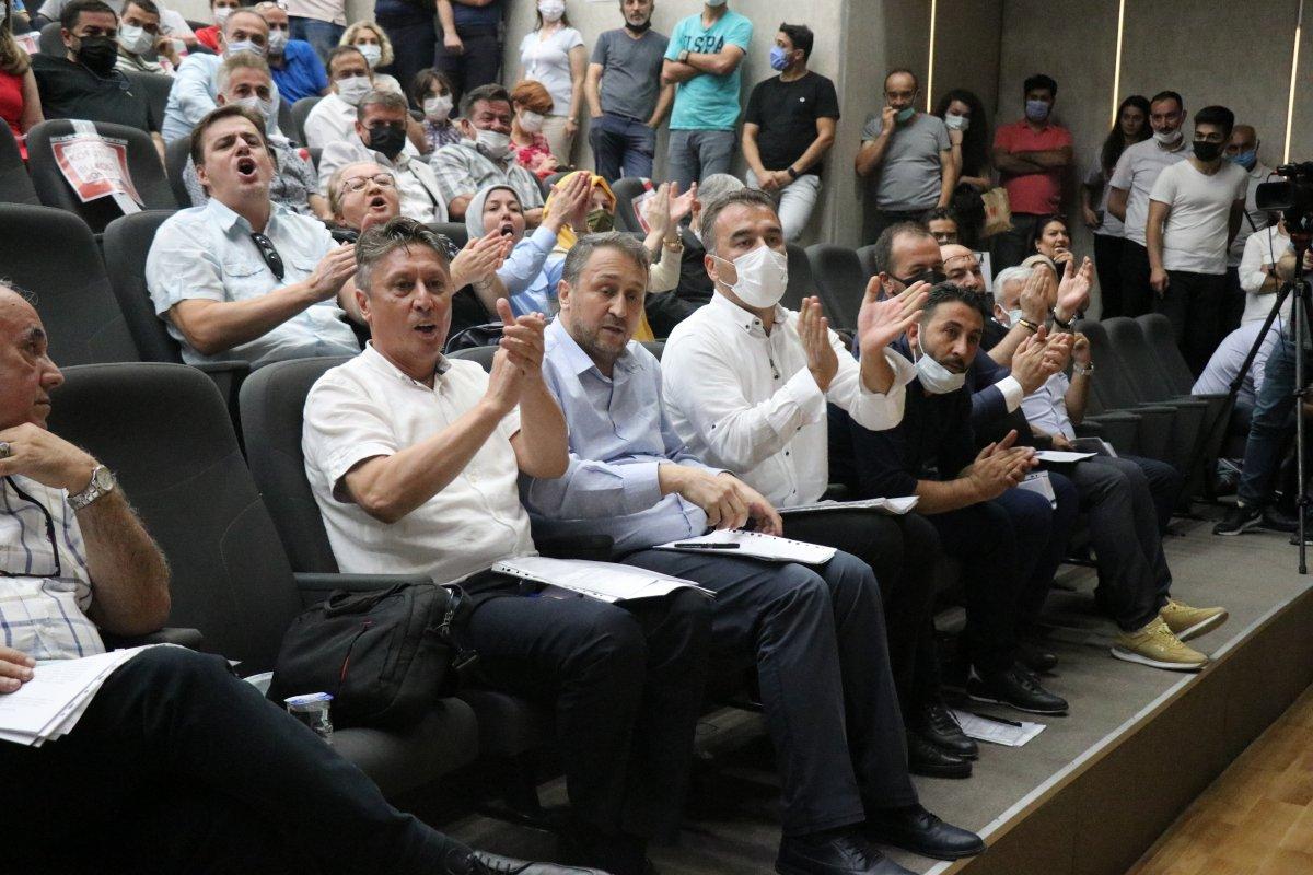 Bolu'da yabancılara 10 kat zamlı su mecliste oylanamadı #2