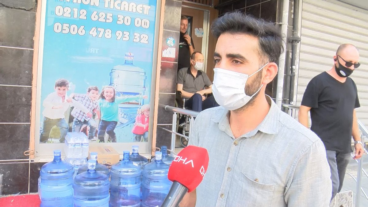 İstanbul da damacana suya 1,5 ayda 5 defa zam geldi  #5