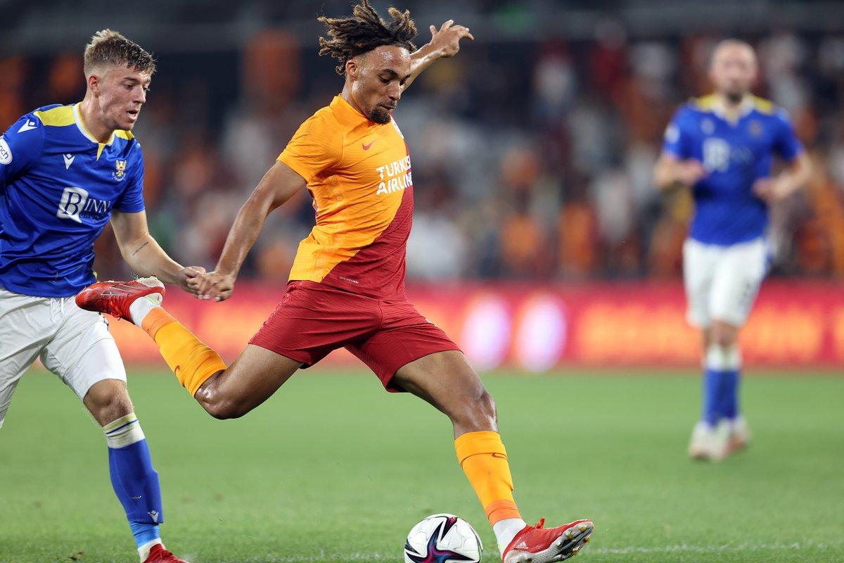 Galatasaray ın rakibi St. Johnstone: Rüyada gibiyiz #1