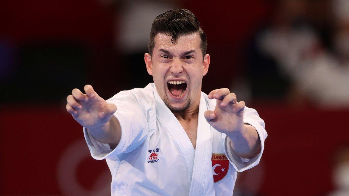 Ali Sofuoğlu bronz madalya kazandı #1
