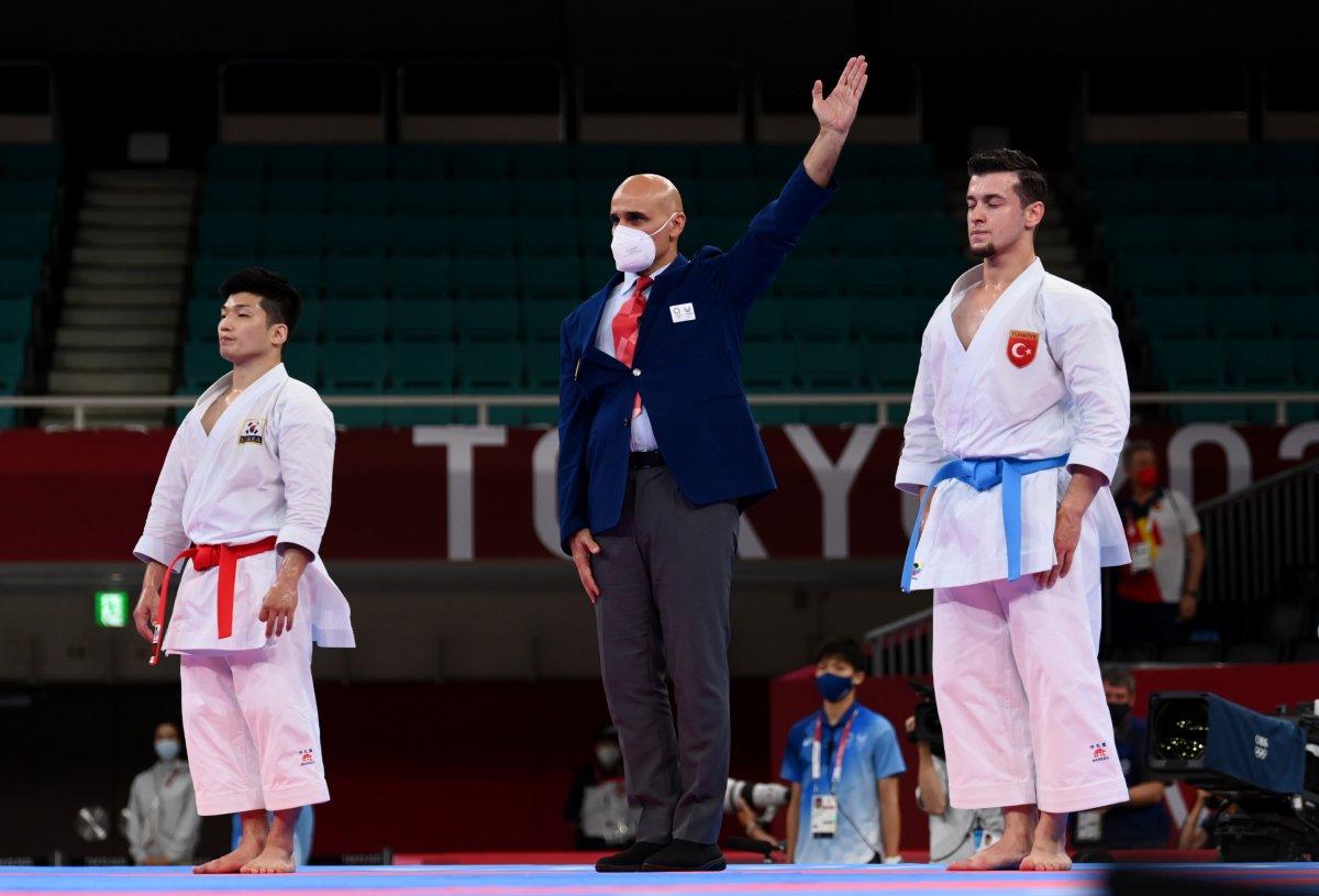 Ali Sofuoğlu bronz madalya kazandı #3