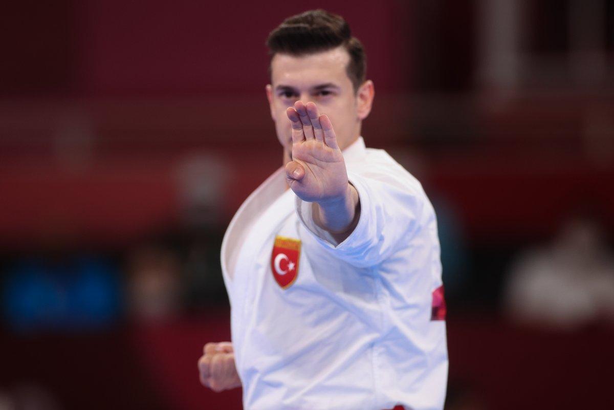 Ali Sofuoğlu bronz madalya kazandı #5