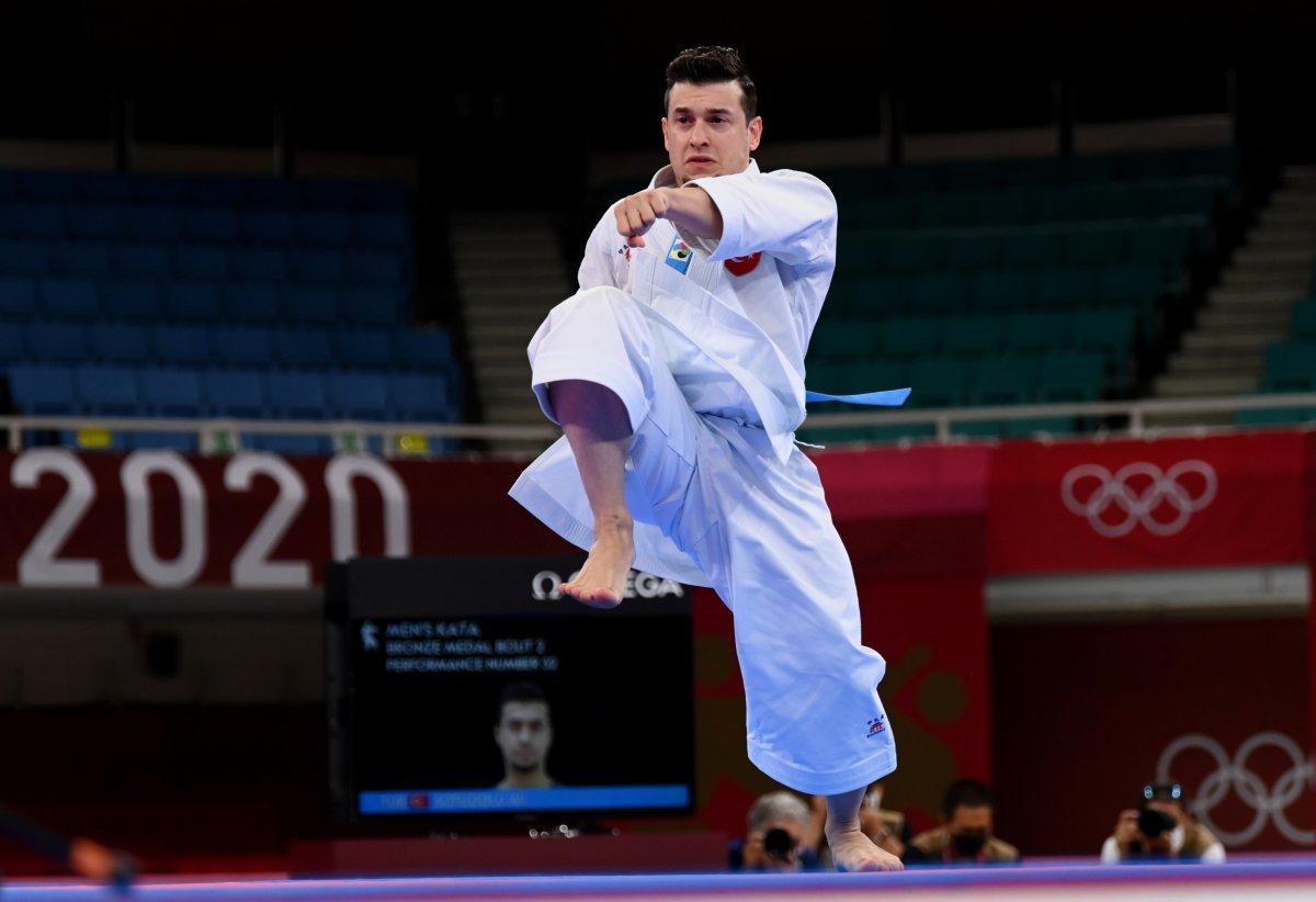 Ali Sofuoğlu bronz madalya kazandı #2