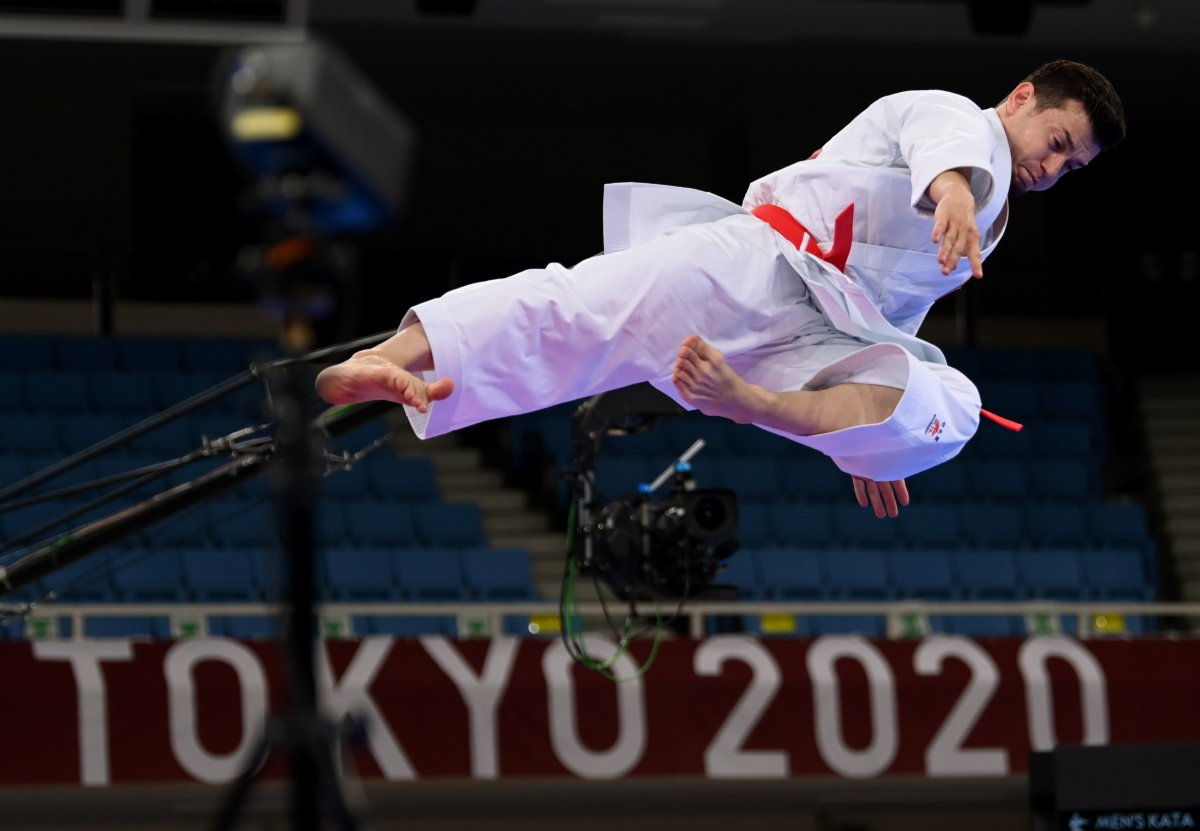 Ali Sofuoğlu bronz madalya kazandı #4