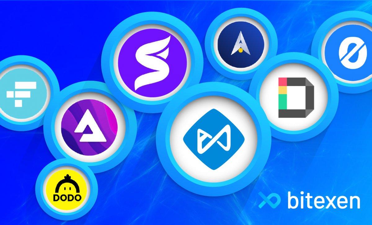 Bitexen Platformuna 8 Yeni Coin Daha Ekledi #1