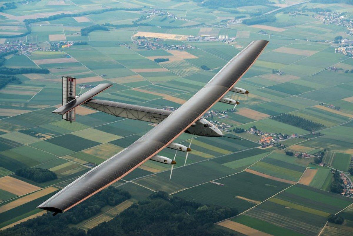ABD, 90 gün gökyüzünde kalabilen güneş enerjili uçak geliştiriyor #3