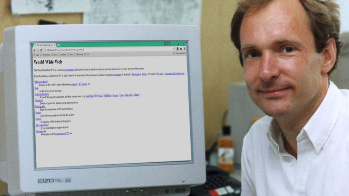 Tarihte bugün: İlk web sitesi 6 Ağustos 1991de hizmete açıldı