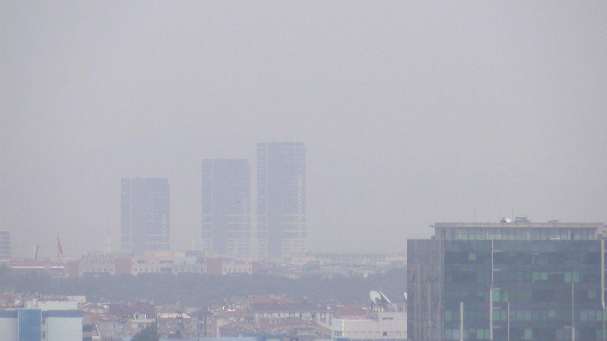 İstanbul da kül bulutu #1