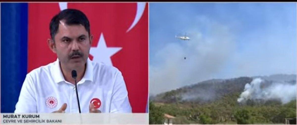 Antalya daki yangına ilişkin son durum  #2