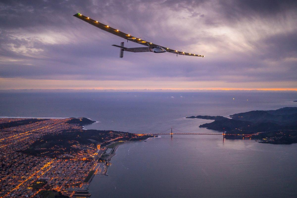 ABD, 90 gün gökyüzünde kalabilen güneş enerjili uçak geliştiriyor #1