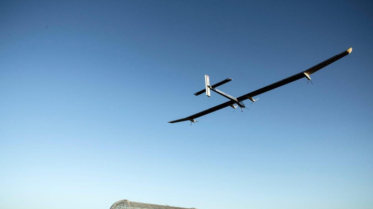 ABD, 90 gün gökyüzünde kalabilen güneş enerjili uçak geliştiriyor #2