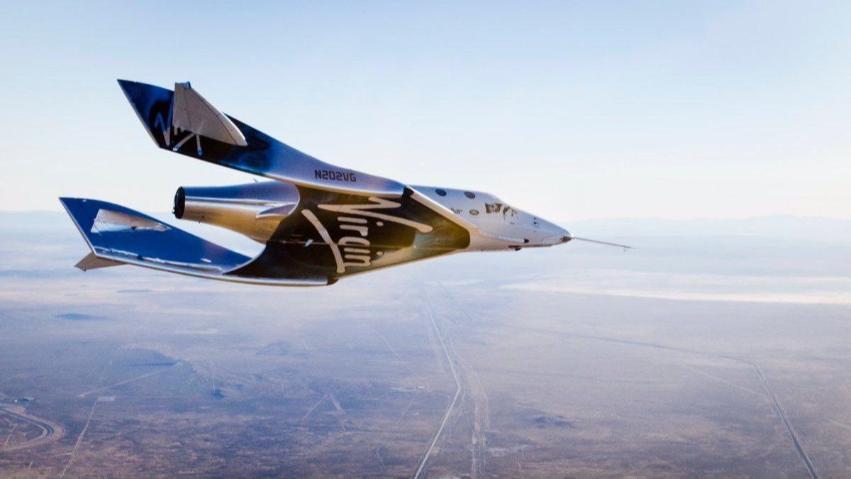 Uzay şirketi Virgin Galactic, bilet tarifesini duyurdu