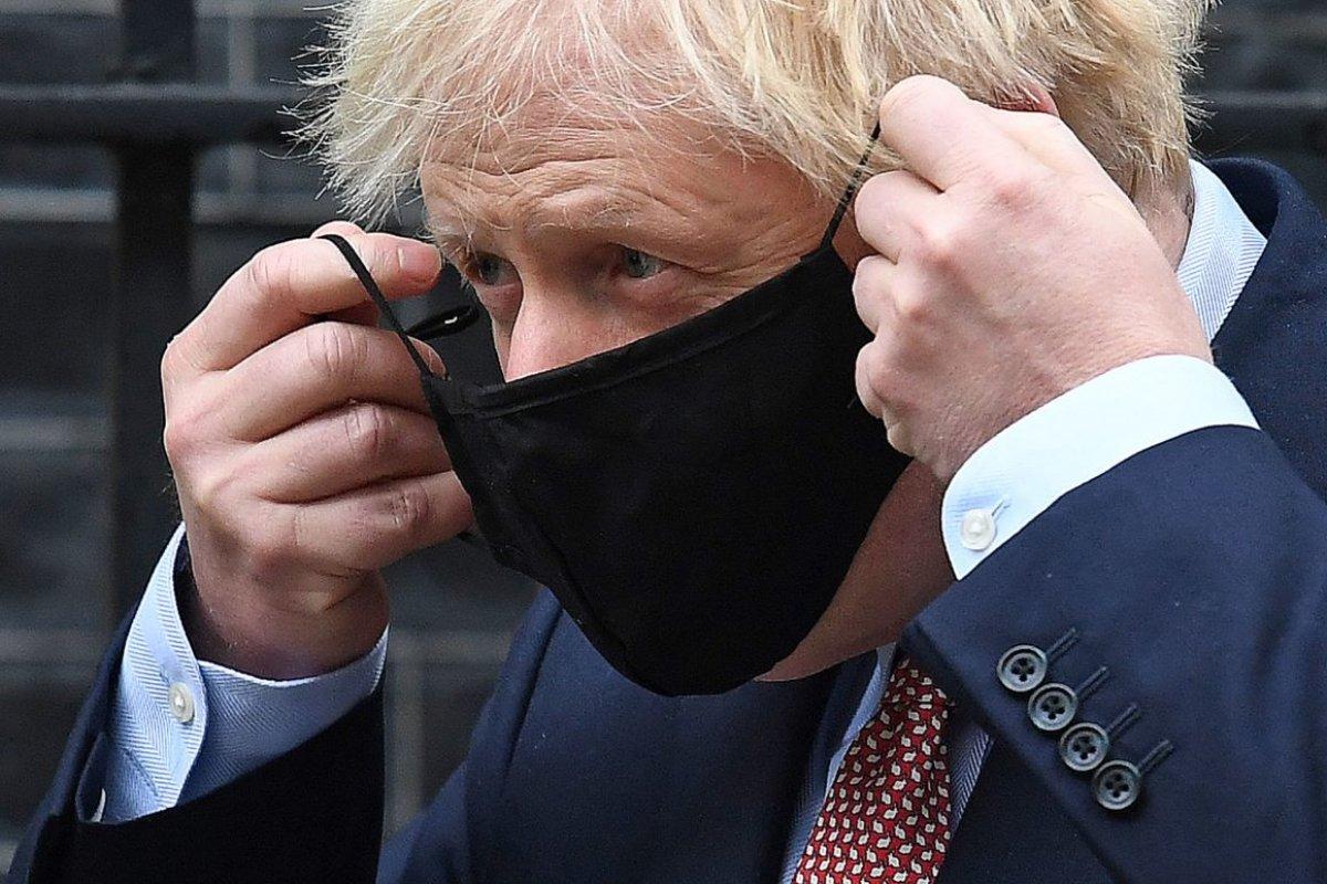 İngiltere Başbakanı Boris Johnson ın karantina kararına tepki gösterildi #1