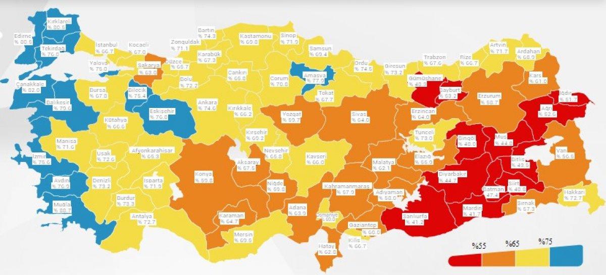 İstanbul da 13 milyon 751 bin 745 doz aşı yapıldı #2